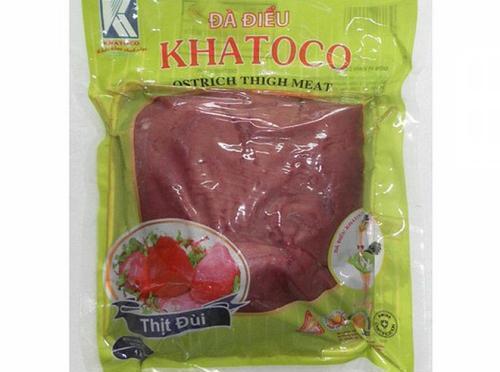 mua bán thịt đà điểu khatoco