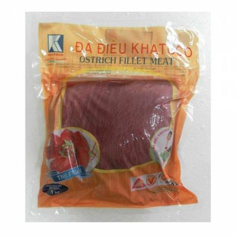 thịt phile đà điểu